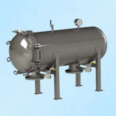 High Flow (Hatti) Filter Housing