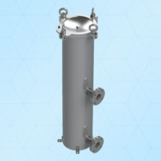 Multi-Round DOE Filter Housing