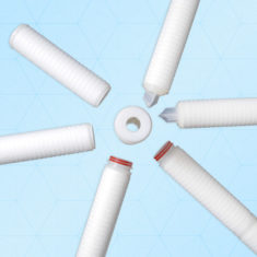 PTFE Filter Cartridge (Hydrophilic)