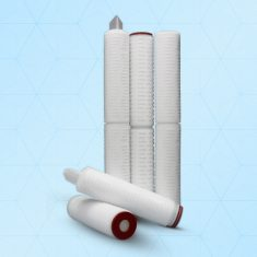 Pleated PP membrane Filter Cartridge (PolyPlit)