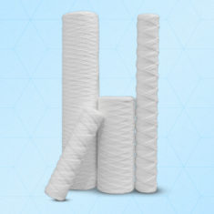String Wounded Filter Cartridge
